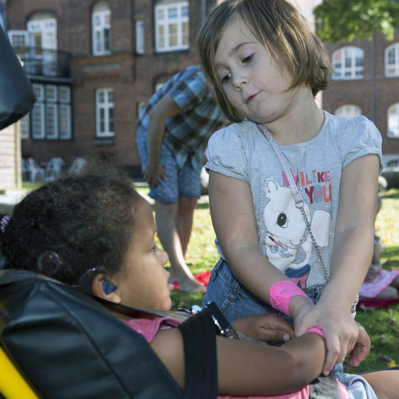 Førstehjælp i Børnehøjde